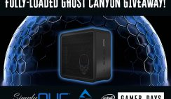 Win a Ghost Canyon Fully Loaded Gaming Computer ($4,278 Value) - ends 8/27