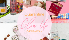 Win the $2k Quarantine Glow Up Giveaway - ends 8/30