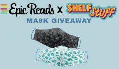 Win 1 of 51 Sets of 30 Premium Face Masks From Harper Collins Epic Reads x Shelf Stuff Masks ($135 Value Each) - ends 8/31