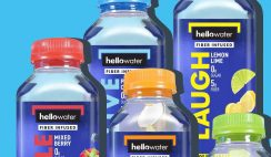 Win a Year's Supply of HelloWater - 12 Cases - ends 8/14