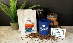 Win 1 of 5 $100 Horn Coffee Company Gift Cards and Coffee Mugs, Storage Containers & More - ends 8/22