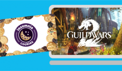 Win 1 of 10 Insomnia Cookies $50 Gift Cards & Guild Wars 2 Path of Fire Ultimate Edition Video Game - ends 8/12