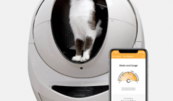 Win a Litter Robot 3 Connect WiFi Auto Self-Cleaning Litter Box ($500 Value) from Grid Gaming - ends  8/17
