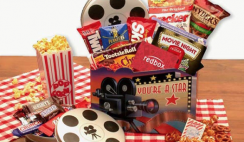 Win a Movie Night Basket - ends 8/31