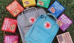 Win a Nature's Bakery Backpack Full of Snacks - 25 Winners - $100 Gift Cards & More! - ends 8/15