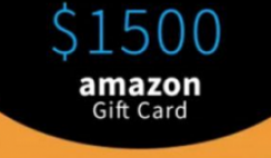 Win a $1,500 Amazon Gift Card From Nylon & The Zoe Report - ends 9/2
