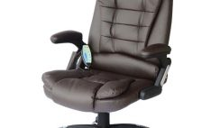 Win an HomCom Executive Heated Office Chair - ends 8/30