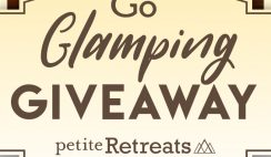 Win a Petite Retreats Week Stay in an Accommodation of Choice and a REI Gift Card ($1,100 Value) - 4 Winners - ends 9/11