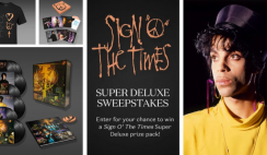 Win a Prince Sign O' The Times $600 Prize Pack with 13LP+DVD Set & More! - ends 9/22