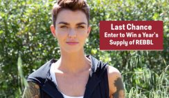 Win a Year's Supply ofREBBL Elixirs and a Virtual Meet-and-Greet with Ruby Rose! - 4 Winners - Ends 8/21