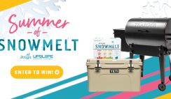 Win a Traeger Grill, Yeti Cooler & Case of Spiked Snowmelt ($800+ Value) - ends 8/16