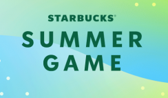 Starbucks Instant Win Game - ends 8/23