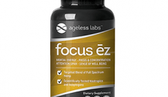 FREE Ageless Labs Focus EZ Supplement