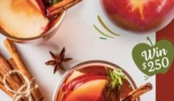 Apples From NY $250 Cider Giveaway -10/16