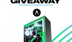 Artesian Gaming PC Giveaway ends 9/24