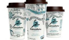 FREE Caribou Coffee Drink
