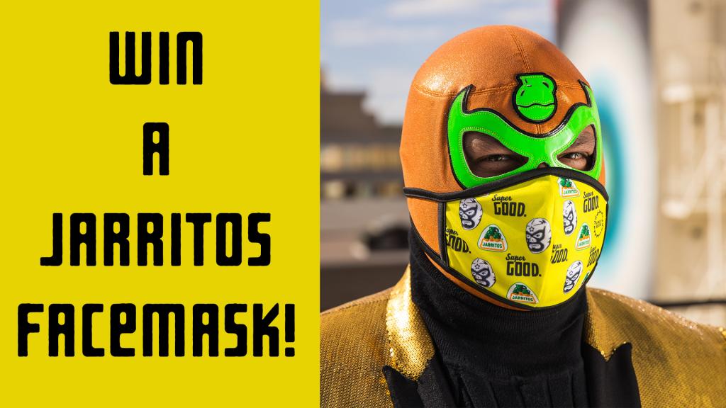 Face Masks Giveaway
