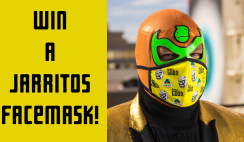 Jarritos Face Masks Giveaway: ends 9/15