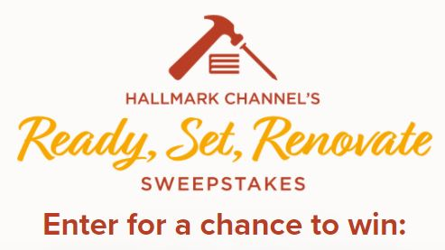 Renovate Sweepstakes