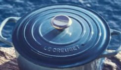 Le Creuset Cookware Giveaway ends 9/7
