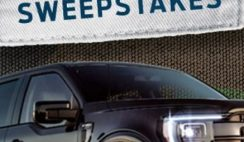 Luke Combs Ford Sweepstakes - ends 3/31