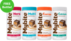FREE MyBite Chocolate Vitamin for Teachers