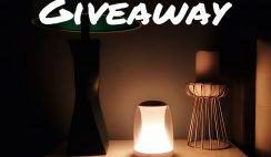 Novostella Lighting Giveaway ends 9/20