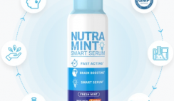 FREE Nutramint Smart Serum