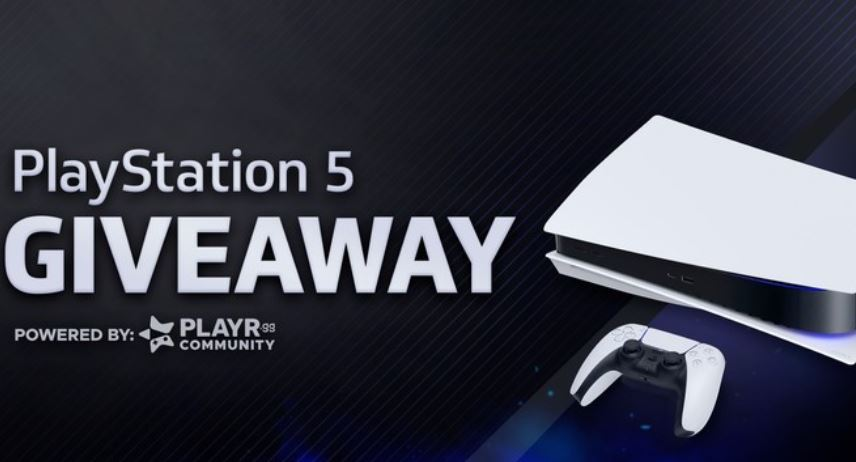 PlayStation 5 Community Giveaway