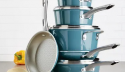 Ray & Curry Cookware Giveaway ends 10/11