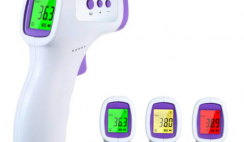 Touchless Digital Infrared Thermometer ONLY $9.99 ($45.99 Retails)