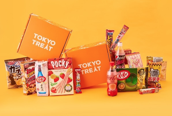 Japanese Treats Sweepstakes