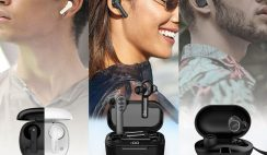 UiiSii Wireless Earbuds Giveaway ends 9/26