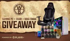 Wild Bill Gaming PC Soda Giveaway 9/29
