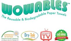 Free Wowables Paper Towel Sample 2020