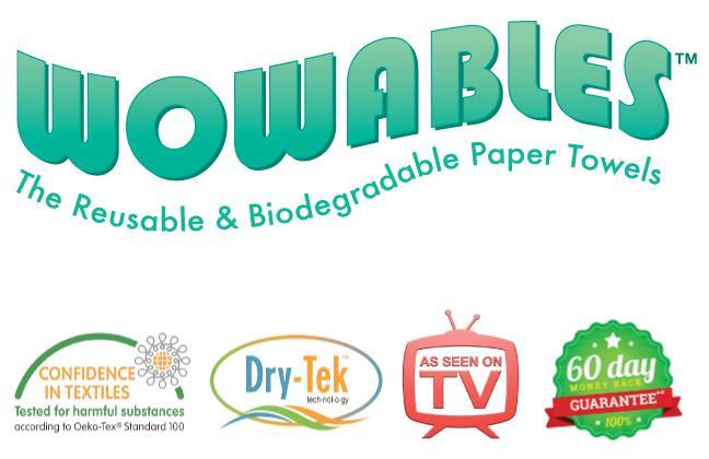 Free Wowables Paper Towel