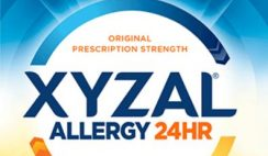 FREE Sample of Xyzal Allergy 24HR