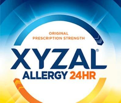 FREE Sample of Xyzal Allergy
