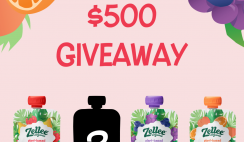 Zellee Whole Foods $500 Giveaway - 9/30