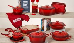 Le Creuset $2k+ Cookware Giveaway -10/31