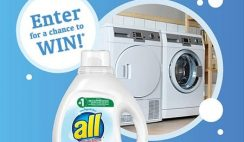 Ask Team Clean Washer/Dryer Giveaway -11/2