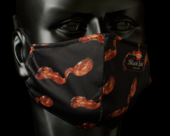 FREE Bacon Scented Mask