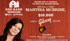 Country Crock $10k Cash Red Barn - 12/28