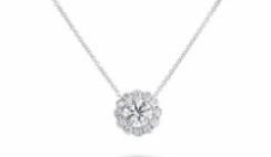 Diamond Necklace 1 Ct. Giveaway ends 10/31