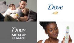 FREE Dove Dry Spray Deodorant