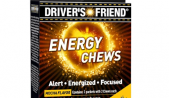 FREE Driver's Friend Energy Chews