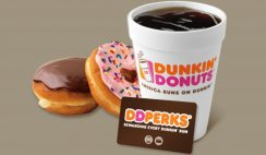 FREE Dunkin Donuts Beverage
