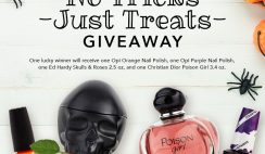 FragranceNet Halloween Beauty Prize 10/31