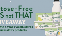 Green Valley Creamery Giveaway ends 10/14