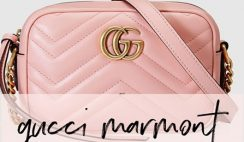 Gucci Marmont Bag Giveaway ends 10/31
